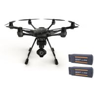 Dron YUNEEC Typhoon H Advanced + 2 akumulatory Ultrax - YUNEEC Typhoon H Advanced + 2 akumulatory Ultrax - mdron_yuneec_typhoon_h_advanced-1.jpg