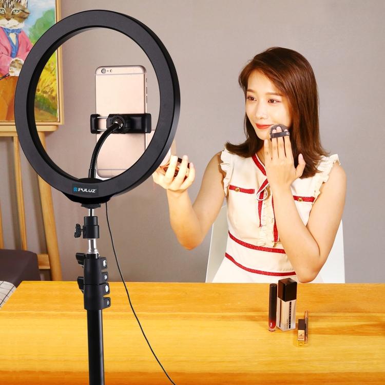 mdronpl-statyw-1-1-m-z-oswietleniem-rgbw-led-26cm-vlog-stream-puluz-1-4-smartfon-pkt3044-5.jpg